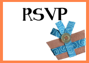 RSVP and how to fill out a birthday party invitation