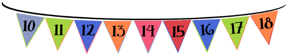 Birthday Party Ideas for tweens and teens ages 10, 11, 12, 13, 14, 15, 16, 17, 18 years old