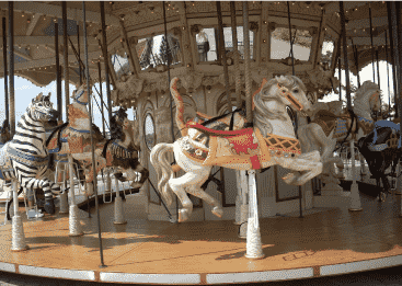 carousel party ideas for kids