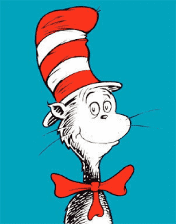 Cat in the Hat birthday ideas