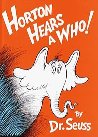 Horton Hears a Who Party