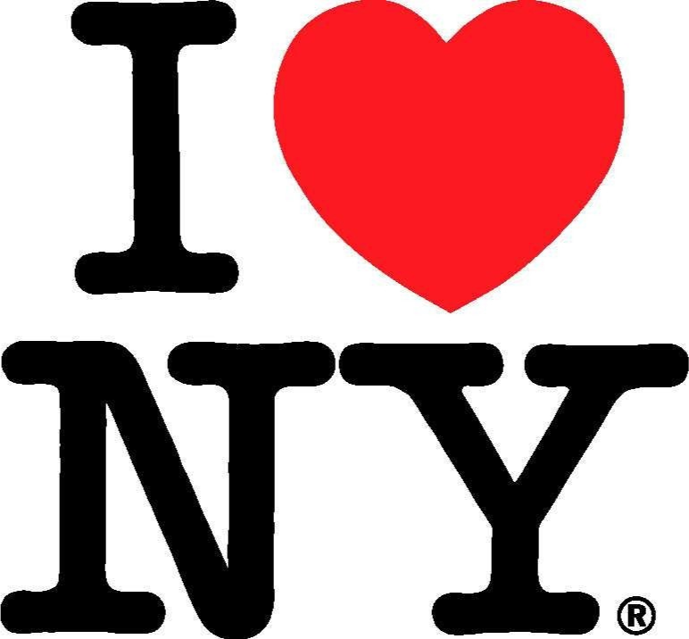 New York City - I love New York with a red heart