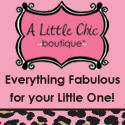 Boutique items for birthday parties