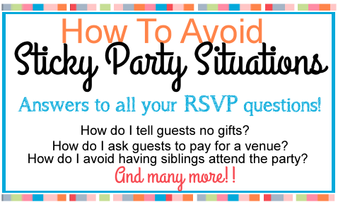 RSVP avoid bad situations