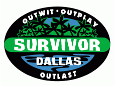 Survivor logo for party bags