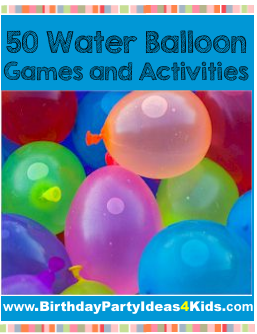 50 Water Balloon Games and Activities for Kids