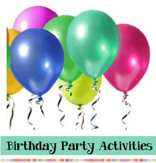 Birthday Party Activities For Kids Tweens And Teens