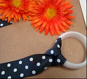 Hair Bow holder craft directions