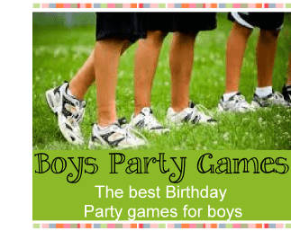 the best boys party games for boys birthday parties