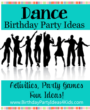 Dance Party Ideas