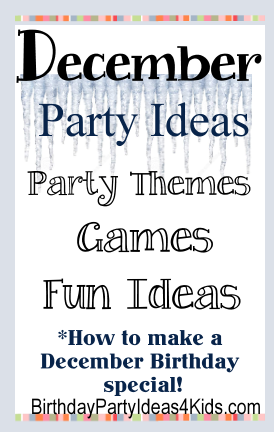 December Party Themes And Ideas