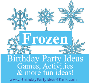 d6905a2845c5a Frozen Birthday Party Ideas and Games