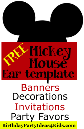 Mickey mouse ears printable template mickey mouse ears pattern mickey mouse ears template maxwellsz