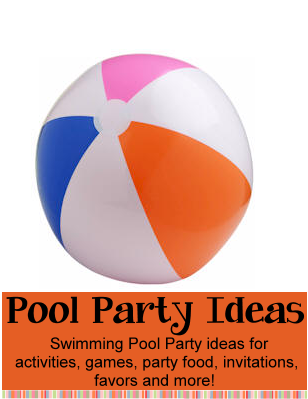 Pool Party Theme