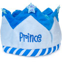 Prince birthday hat