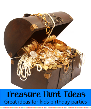 Treasure Hunt Ideas